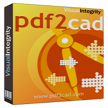 pdf2cad v11免费破解版
