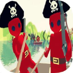 愚蠢木筏战斗模拟器手机版