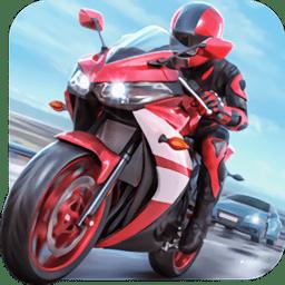 狂热赛车摩托车游戏
