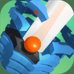 堆栈球小游戏(stack ball)