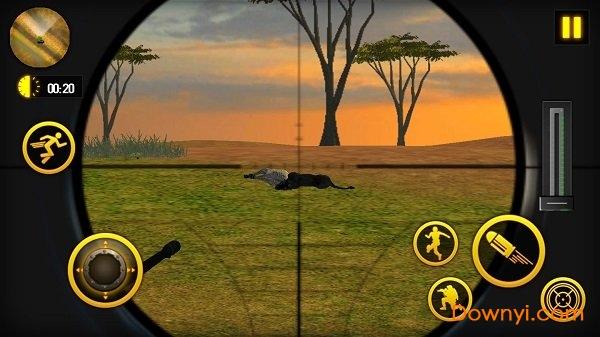 全民捕猎大战小游戏 v1.0 安卓版 2