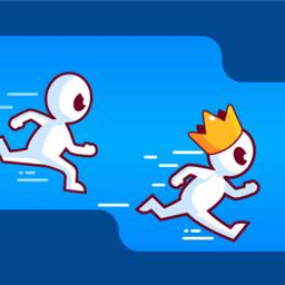 小人跑酷手机游戏(Run Race 3D)