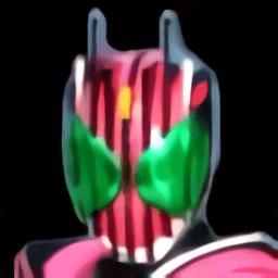 假面骑士decade粉色腰带模拟器(decadriver)