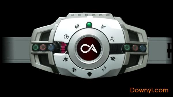 decadriver(手机电信decade假面模拟器)v0.12小米5双卡骑士腰带排行榜图片