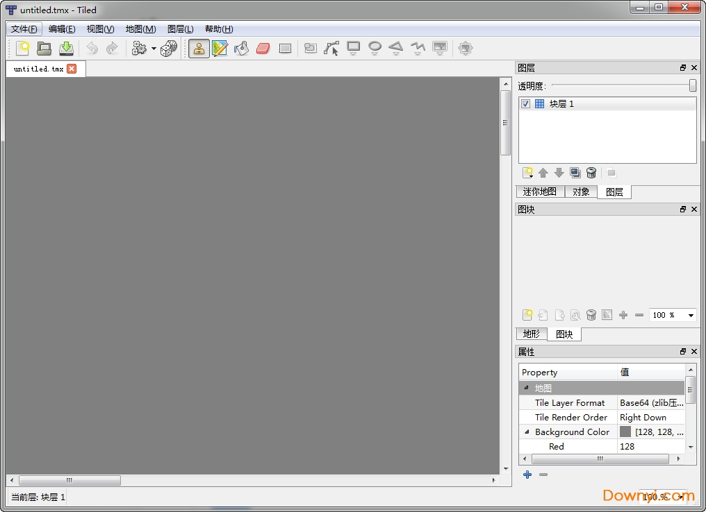 铁锈地图编辑器 v0.10.2 电脑版 0
