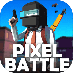 像素精英�痍�游��(pixel battle royale)
