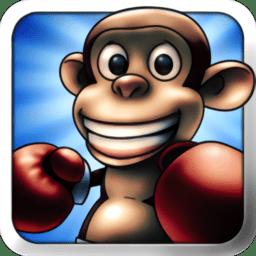 猴子拳击中文破解版(monkey boxing)