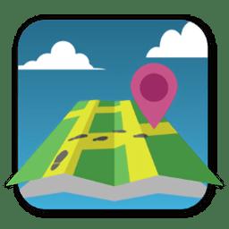 地图趴趴走软件(mapwalker)