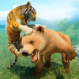 野生老虎模拟器游戏