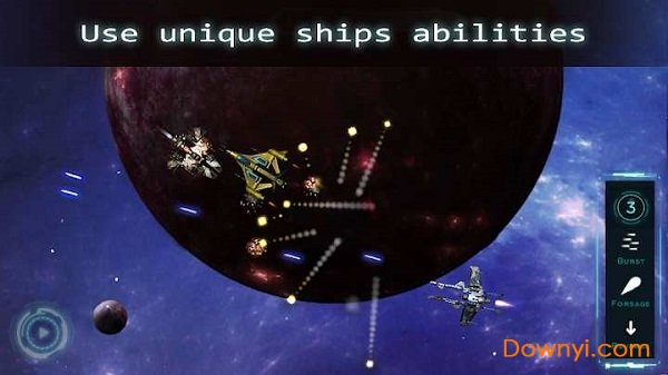 太空前线无限金币版(spacefront) v1.7 安卓版1