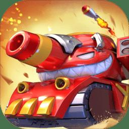 炸裂坦克团手游(dank tanks)v2.3.7 安卓最新