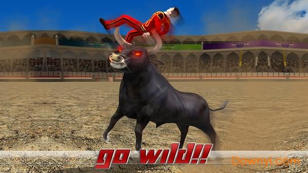 愤怒公牛模拟器手游 v1.3 安卓版1