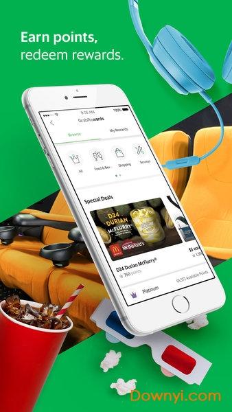 苹果版grab打车 v5.48.0 iphone最新版 3