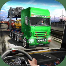越野车运输卡车手游(off road car transport truck)