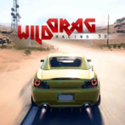 狂野飙车3d手游(wild drag racing 3d)