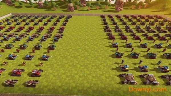 完全史诗战斗模拟器无限金币版(totally epic battle simulator) v1.0.4 安卓版 0