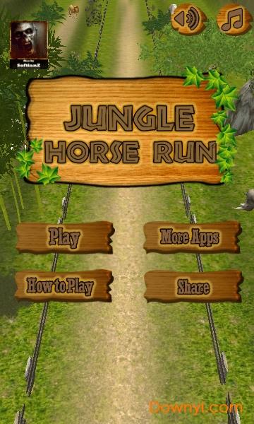 丛林马狂奔手游(jungle horse run) v1.0 安卓版 0