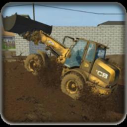 挖掘机驾驶模拟手游