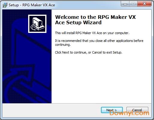 rpgmakervxace(rpg游戏制作工具) v1.0.2.2 中文激活版 2