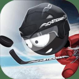 火柴人冰球汉化版(stickman ice hockey)