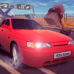 极限特技比赛手游(auto hooligans)