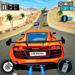 极限竞速特技赛车游戏