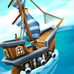 黑水海皇家船只手游(blackwater sea ship royale)