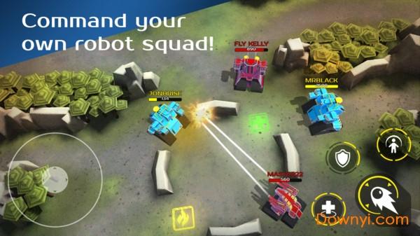 机器世界大战手游 v1.0.0 安卓版 2
