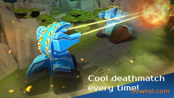 机器世界大战游戏