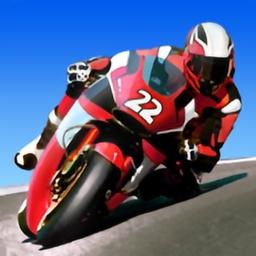 真实摩托竞赛无限金币版(real bike racing)