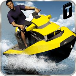 水上摩托模拟器游戏