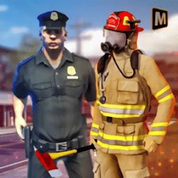 911紧急救援模拟器内购破解版手游