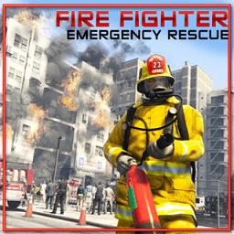 消防员紧急救援模拟器手游
