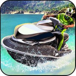 3d水上船驾驶模拟器游戏