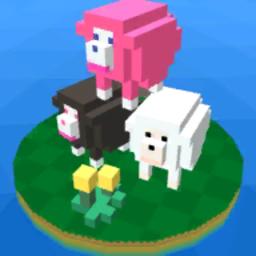疯狂绵羊大作战手游(crazy sheep io)