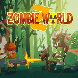 僵尸世界塔防手游(zombie world)