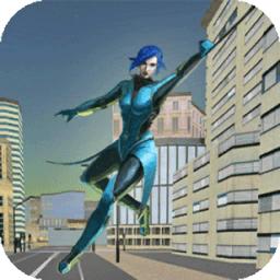 漫威超级英雄女队长游戏