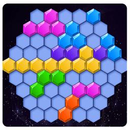 六边形百变方块游戏
