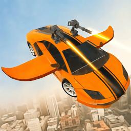 飛行汽車機器人游戲