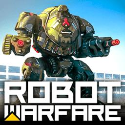 机器人战争无敌无限金币版