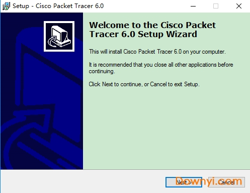 cisco packet tracer中文版