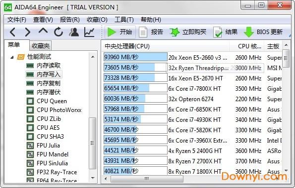 aida64工程��破解版(aida64 engineer) v6.00.5100 最新免�M版 1
