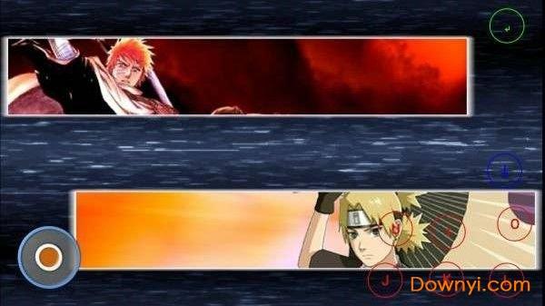 死神vs火影1000人物版