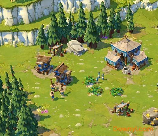 帝國時代5全面戰爭游戲 免安裝版 0