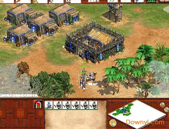 帝國時代5全面戰爭游戲 免安裝版 1