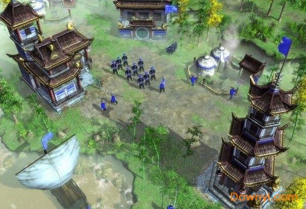 帝國時代5中文版