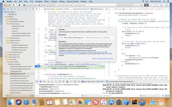 苹果xcode中文版 v10.3 mac版 1
