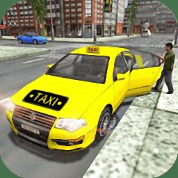 出租车真实模拟无限金币版