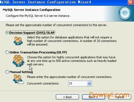 mysql 5.0 64位版图文安装教程
