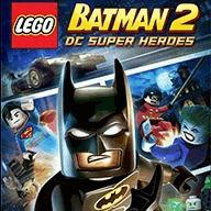 樂高蝙蝠俠2DC超級英雄中文破解版